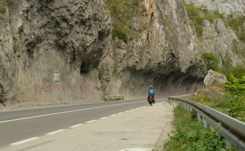 On Serbian roads, dogs and the College of Europe mafia