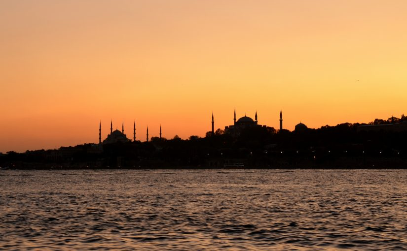 Istanbul and how to get there