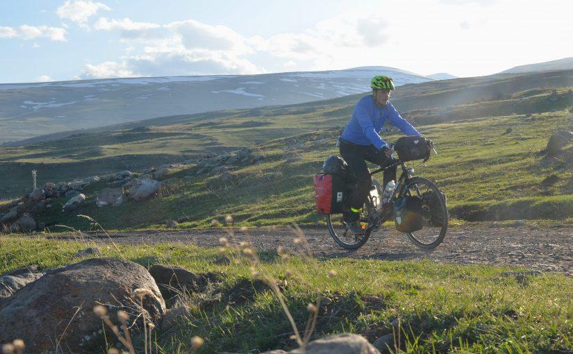 Cycling the Caucasus: Erzurum, Tbilisi, Baku